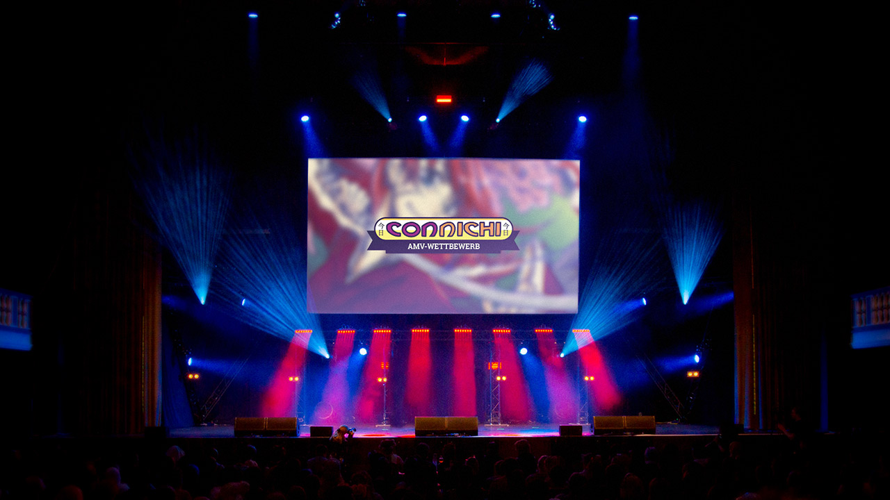 Connichi 2019 AMV-/GMV-Contest - Finalists announced! Connichi2018_promo_16-9